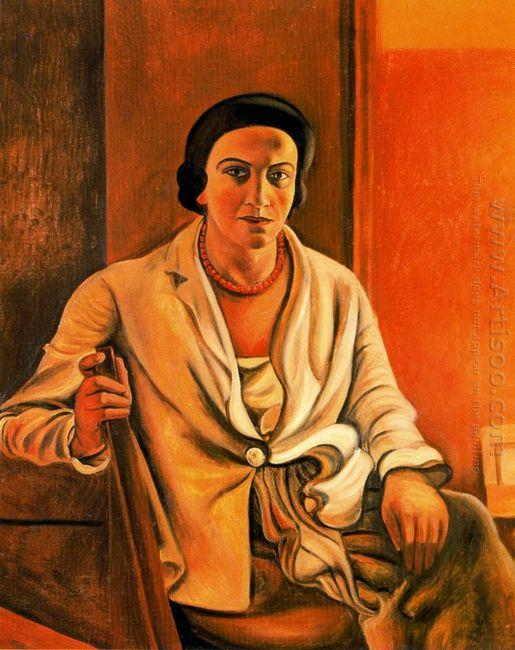 portrait of alice derain