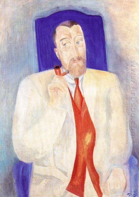 portrait of a man 1915