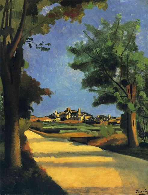 the road 1932