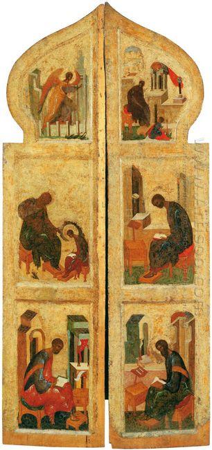 holy gates 1427