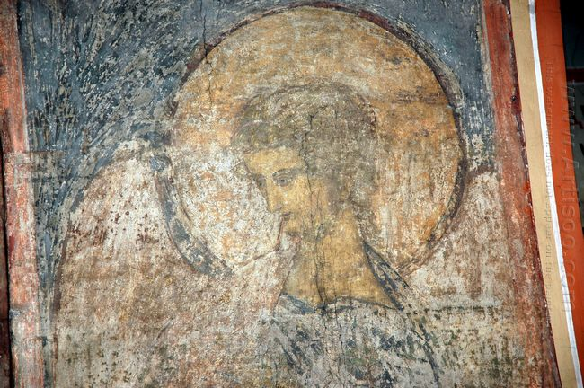 the last judgement trumpeting angel 1408
