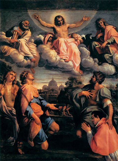christ in glory 1598
