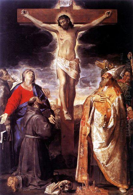 crucifixion 1583
