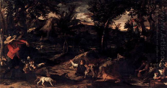 hunting 1588