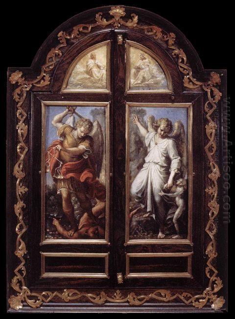 triptych 1605