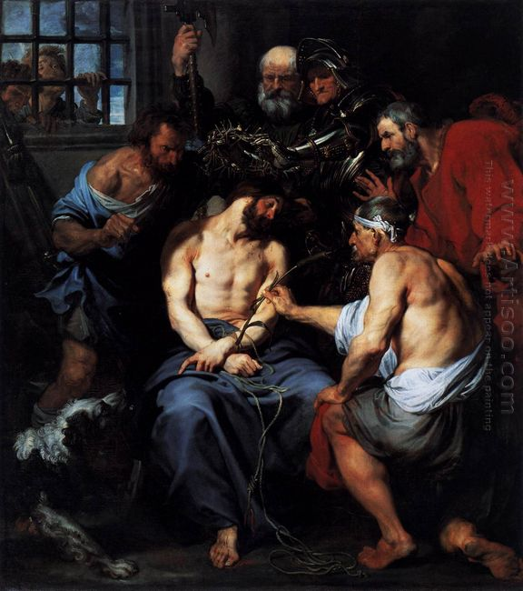 crowning with thorns 1620