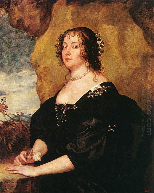 diana cecil countess of oxford 1638