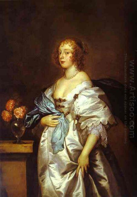 lady borlase 1638