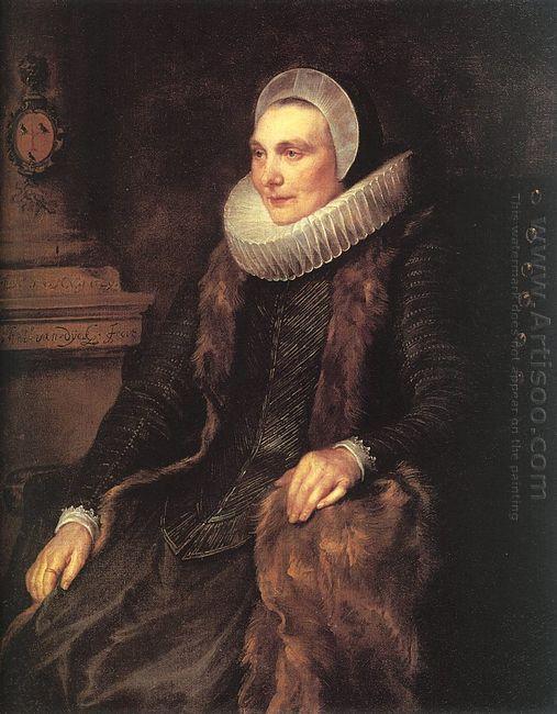 maria bosschaerts wife of adriaen stevens
