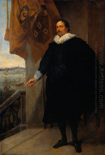 nicolaes van der borght merchant of antwerp