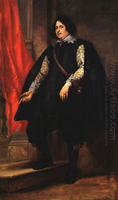 portrait of a gentleman 1624