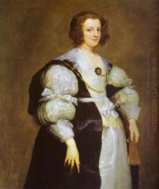 portrait of dona polyxena spinola guzm de lagan s