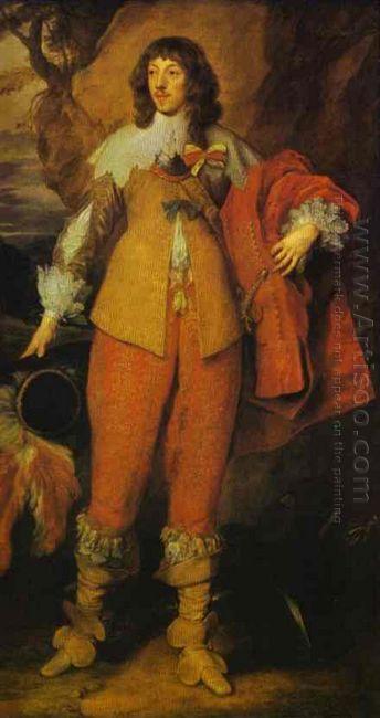 portrait of henri ii de lorraine duc de guise 1634