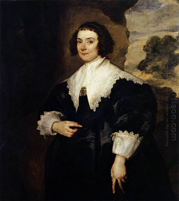portrait of isabella van assche wife of justus van meerstraten d