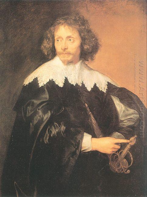 portrait of sir thomas chaloner 1620