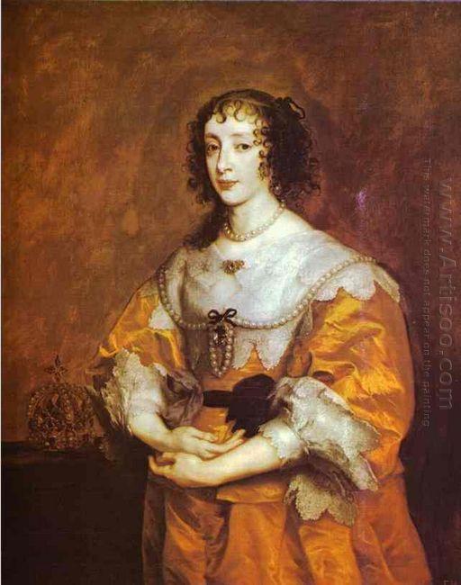 queen henrietta maria 1635