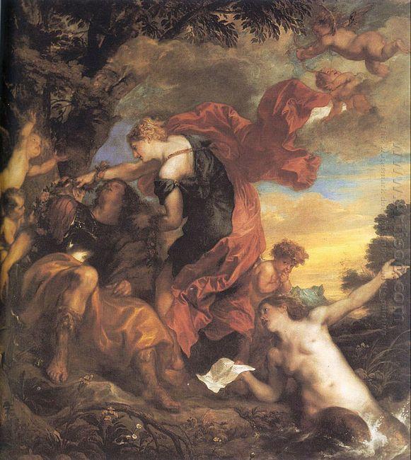 rinaldo and armida 1629