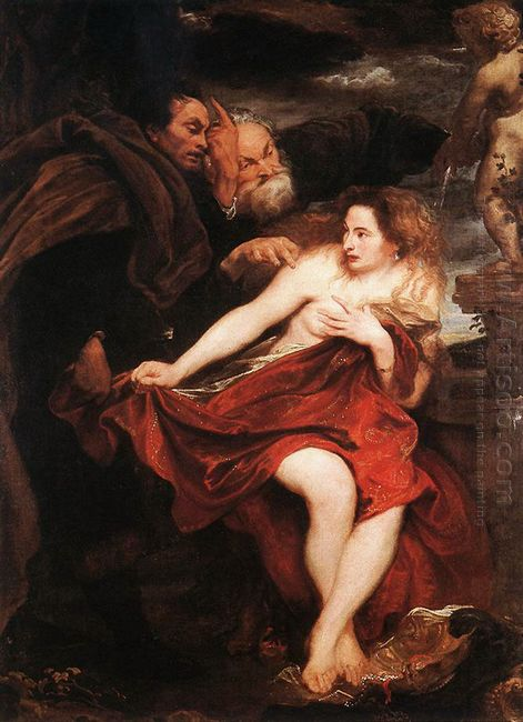 susanna and the elders 1622