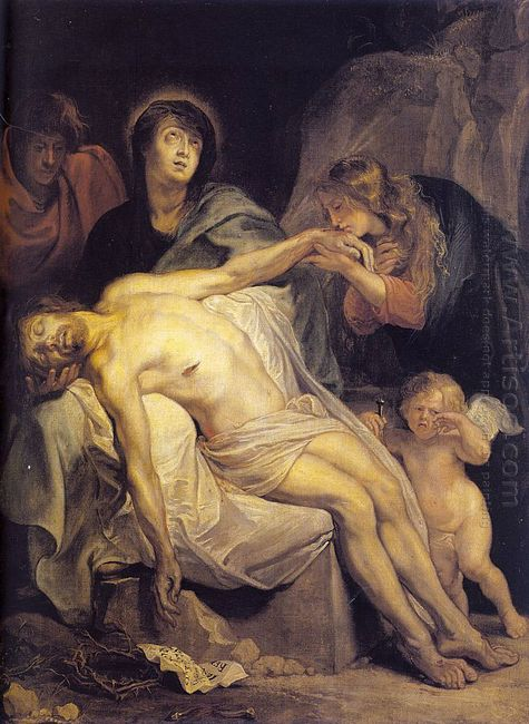 the lamentation 1620