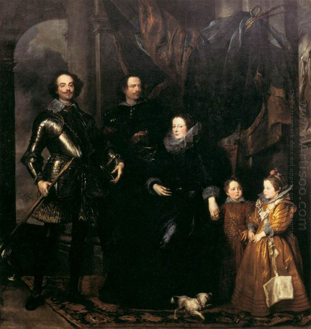 the lomellini family 1627