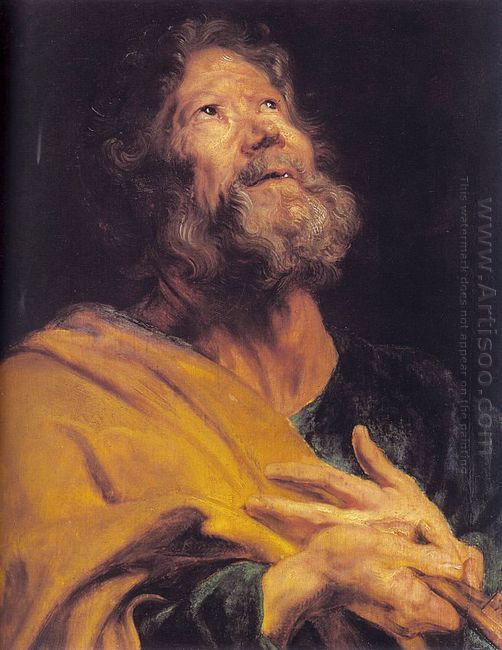 the penitent apostle peter 1618