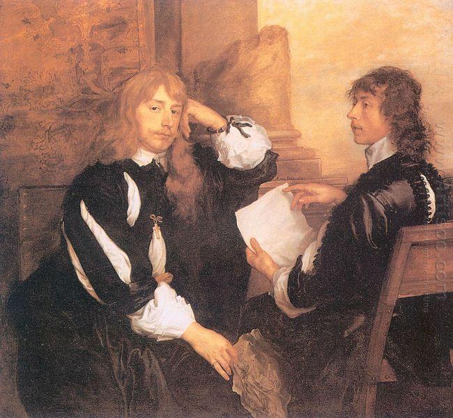 thomas killigrew and william lord crofts 1638