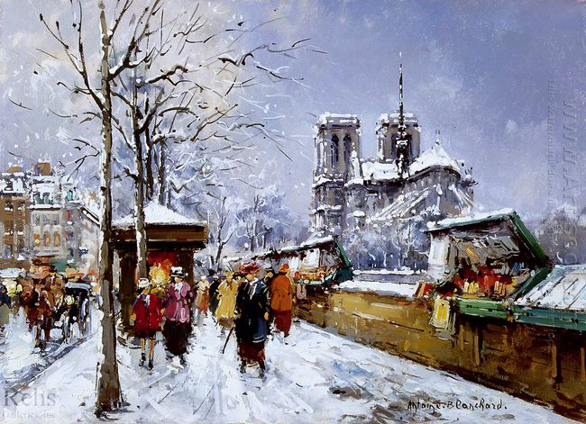 booksellers notre dame winter