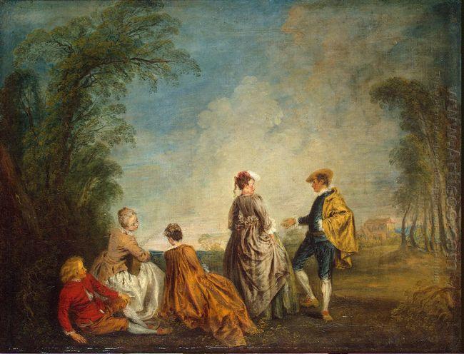 an embarrasing proposal 1716