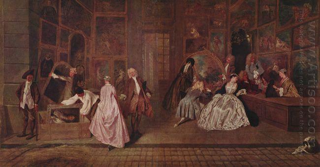 l enseigne de gersaint 1720