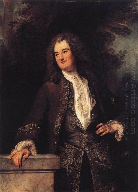 portrait of a gentleman 1720