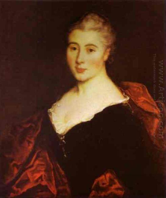 sylvia portrait of jeanne rose guyonne benozzi