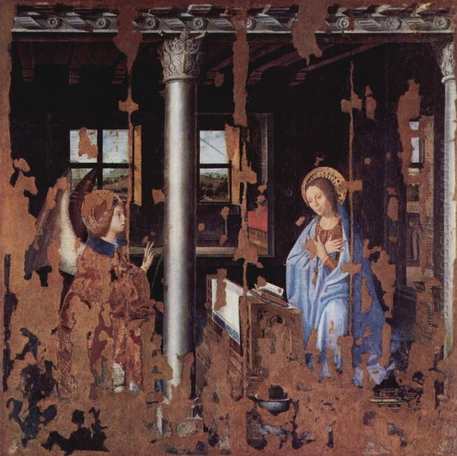 annunciation 1474