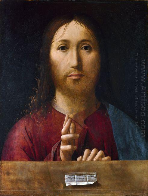 christ blessing 1465