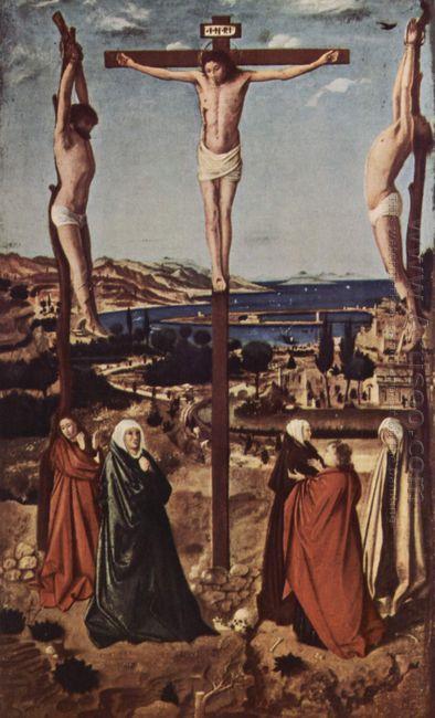 crusifixion 1455