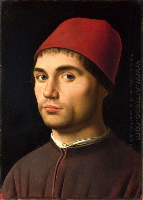 portrait of a man 1473