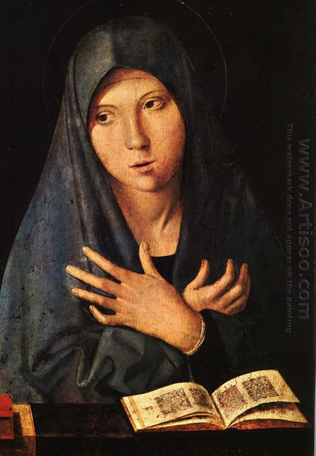 virgin of the annunciation 1473