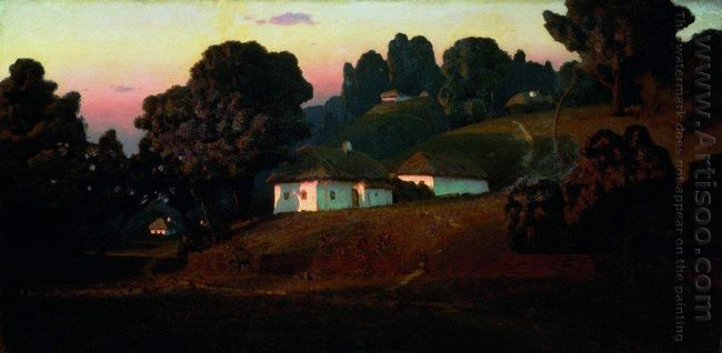 evening in ukraine 1878