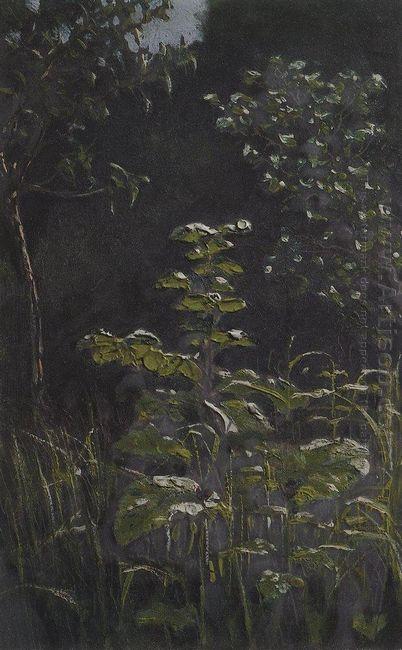 forest burdock