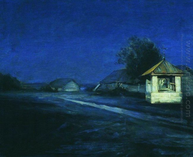 night landscape