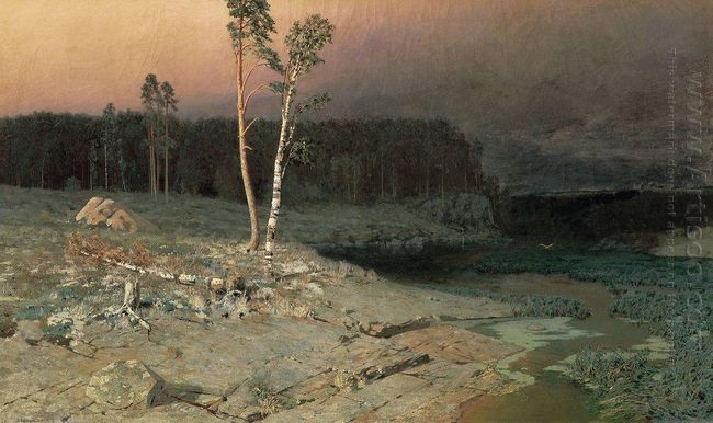 on a valaam island 1873