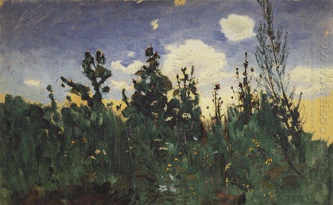 wild grass 1875