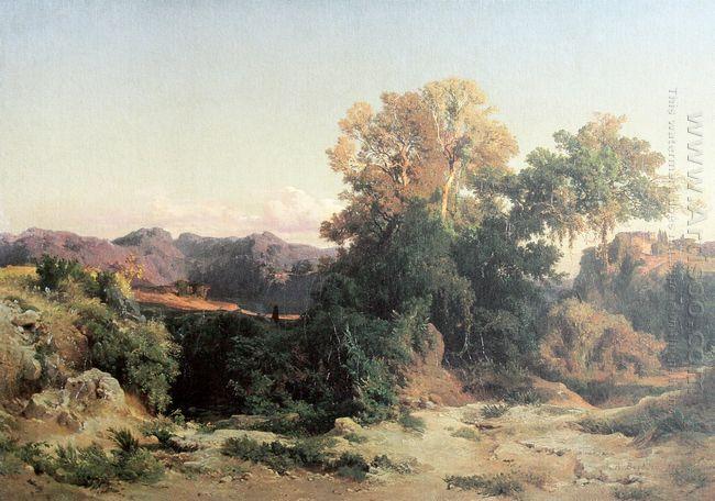 at alban hills 1851