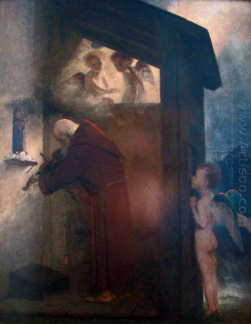 the hermit 1884