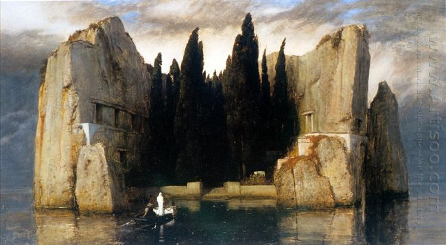 the isle of the dead 1883