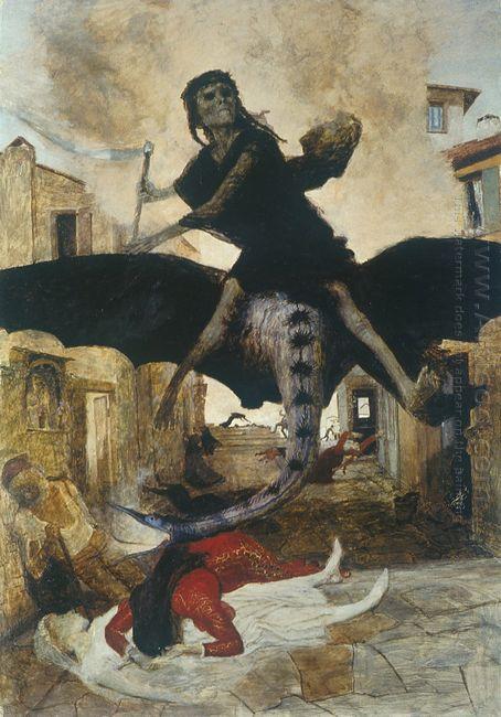 the plague 1898