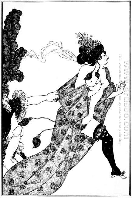 cinesias entreating myrrhina to coition
