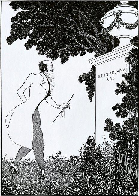 et in arcadio ego 1896