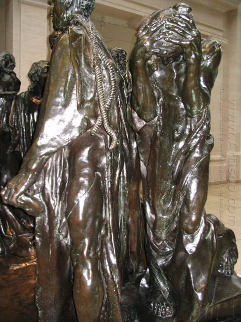 the burghers of calais 1
