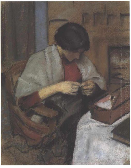 elisabeth gerhard sewing