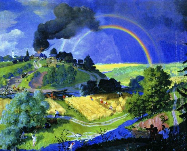 After The Storm 1921